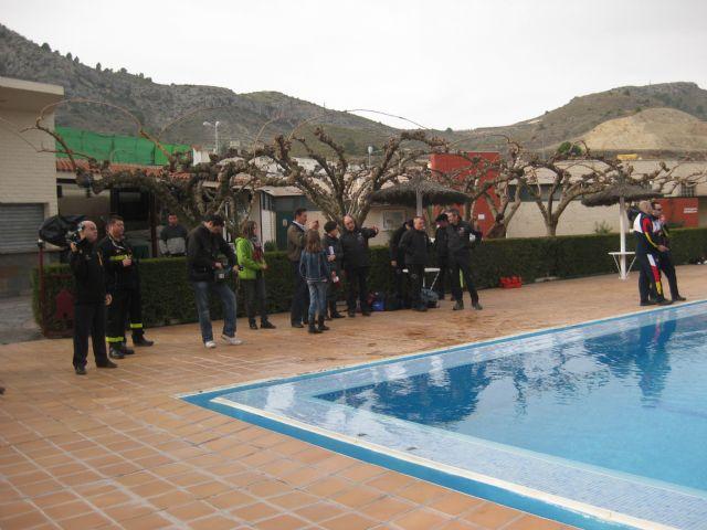 Voluntarios de Protección Civil Totana participan en las VII Jornadas de Protección Civil en Cehegín, Foto 2