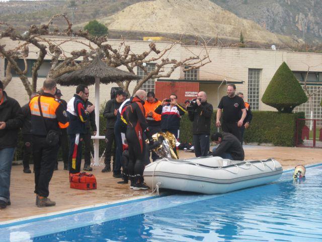 Voluntarios de Protección Civil Totana participan en las VII Jornadas de Protección Civil en Cehegín, Foto 5