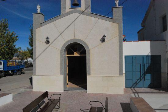 El ayuntamiento rehabilita la ermita de la pedanía de Raiguero Bajo., Foto 1