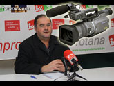 Cánovas exige al PP en Murcia que adopte medidas para frenar el deterioro y la ruina del Ayuntamiento de Totana