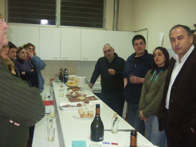 Un total de 15 personas han participado en el curso La cocina fría, semifría y templada, Foto 3