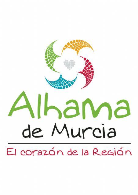 Alhama, corazón de la región, lema que ilustra el flamante logo de Turismo, Foto 1