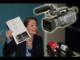 Rueda de prensa PP Totana 17/01/2011