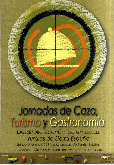 Totana acogerá el próximo 28 de enero las I jornadas sobre caza, turismo y gastronomía, Foto 2