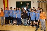 Fase Local de Fútbol Sala Masculino de Deporte Escolar en las categorías infantil, cadete y juvenil