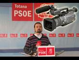 El PSOE de Totana acusa al alcalde de despilfarrar el dinero de todos
