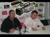 Rueda de prensa IU Totana 20/01/2011