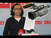 Rueda de prensa PSOE Totana 21/01/2011