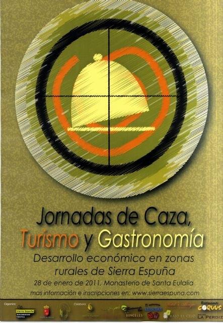 El potencial de Sierra Espuña de cara al turismo cinegético será analizado en unas jornadas, Foto 1