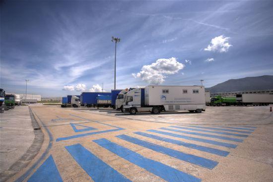 Centro de Servicios de Transportistas para el Bajo Guadalentín, Foto 1