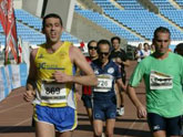Nuevo podium para el Club Atletismo Totana en Almería