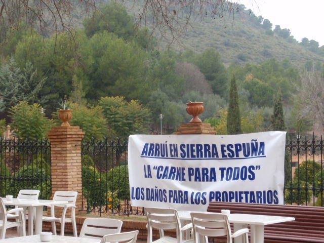 Denuncian que responsables de la Dirección General de Medio Ambiente prohíben la entrada de 20 directivos de COAG y APESE, Foto 2