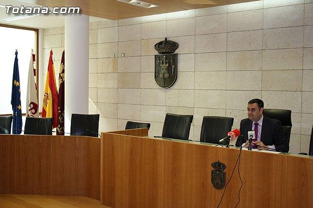 El alcalde anuncia que la Comunidad Autónoma aprueba definitivamente la Declaración de Impacto Ambiental, Foto 1
