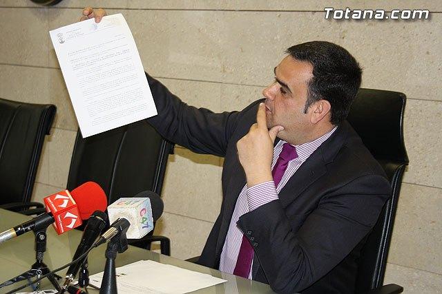 El alcalde anuncia que la Comunidad Autónoma aprueba definitivamente la Declaración de Impacto Ambiental, Foto 2