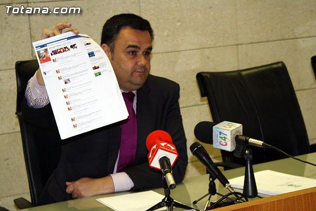 El alcalde anuncia que la Comunidad Autónoma aprueba definitivamente la Declaración de Impacto Ambiental, Foto 3