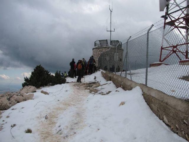El pasado domingo el club senderista de Totana celebró su ruta más entrañable: La Subida al Morrón de Espuña, Foto 2