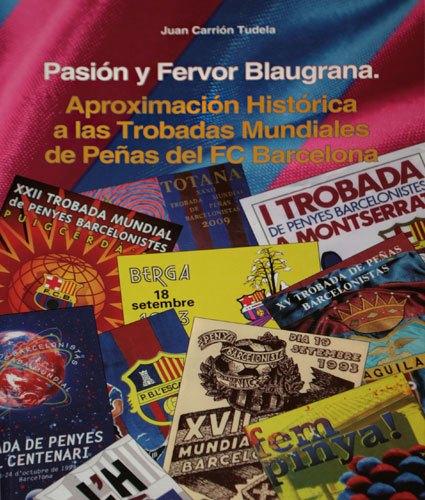 """La segunda edición del libro """"Pasión y Fervor Blaugrana"""" destinará toda su recaudación a las personas que sufren una enfermedad rara, Foto 1"""