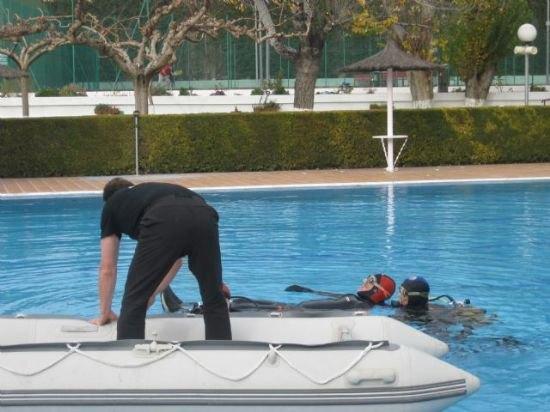 La concejalía de Deportes amplía el plazo de inscripción del curso de salvamento y socorrismo acuático, Foto 1
