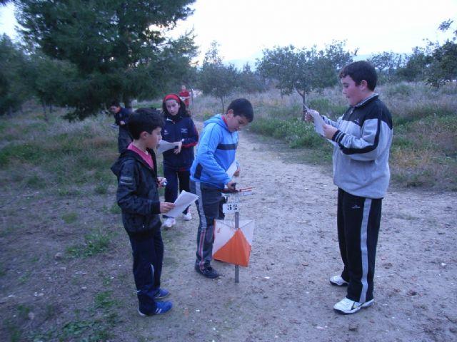 Un total de 168 escolares participan en la jornada de Orientación de Deporte Escolar, Foto 2