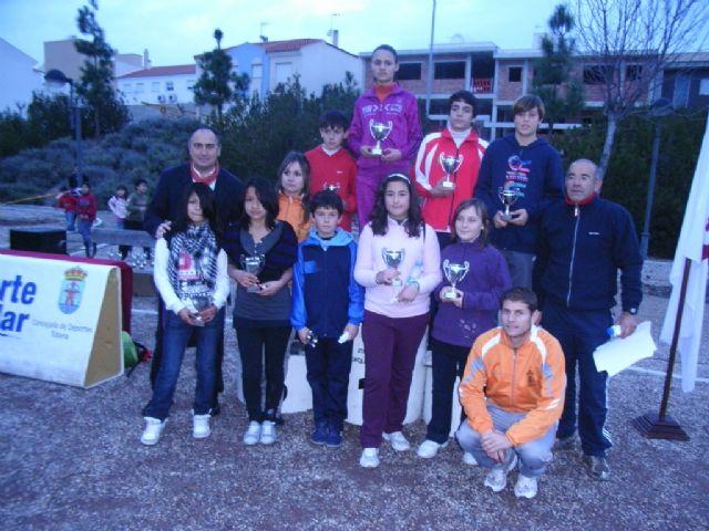 Un total de 168 escolares participan en la jornada de Orientación de Deporte Escolar, Foto 4