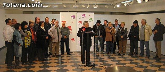 Manifiesto por el Desarrollo Sostenible, el Empleo y la Recuperación del Protagonismo de los Ciudadanos en Totana, Foto 1