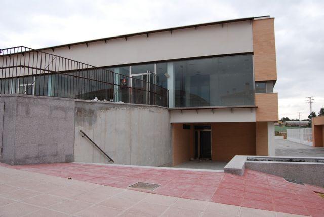 Finalizan las obras de la nueva Biblioteca Municipal, ubicada en el barrio El Parral, Foto 1