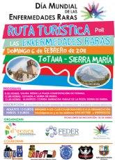 Ruta turística en Quad por el Día Mundial de las Enfermedades Raras