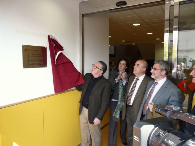 molina de segura inauguradas las obras de reforma y