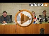 Rueda de prensa. Carnavales Totana 2011