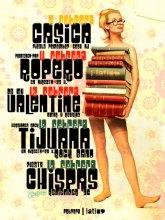Fran Ropero y fiesta Be my valentine; este fin de semana en Latino