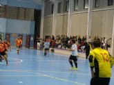 Recta final de la 'liga local de fútbol sala'