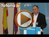 Valverde Reina pide a los grupos de la oposición que traten mejor a Totana y a sus vecinos