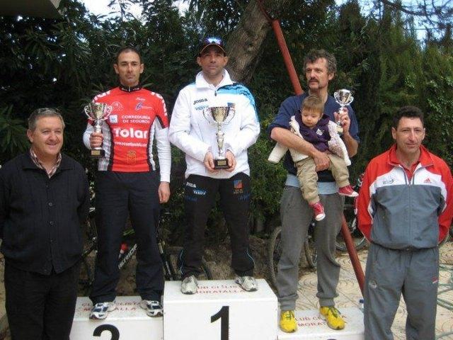 2 podiums this weekend in Santa Eulalia Moratalla CC - 1