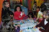 Más de 400 niños participan semanalmente en las actividades lúdico-formativas
