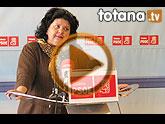 Rueda de prensa PSOE Totana sobre pleno extraordinario Caso Tótem