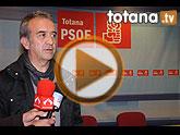 Rueda de prensa PSOE Totana. Candidatura elecciones Mayo