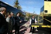 La Comunidad subvenciona la adquisición de autobuses adaptados para el transporte de personas con movilidad reducida