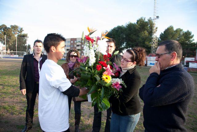 Homenaje a Juan Carlos Méndez Méndez, Foto 1