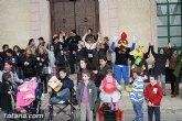 Más de 200 personas participaron en la lectura del manifiesto del Día Mundial de las Enfermedades Raras