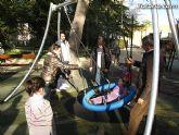 Doscientos niños con discapacidad disfrutarán de los dos parques adaptados que el ayuntamiento ha instalado - 5