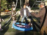 Doscientos niños con discapacidad disfrutarán de los dos parques adaptados que el ayuntamiento ha instalado - 6