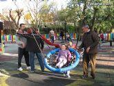 Doscientos niños con discapacidad disfrutarán de los dos parques adaptados que el ayuntamiento ha instalado - 7