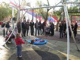 Doscientos niños con discapacidad disfrutarán de los dos parques adaptados que el ayuntamiento ha instalado - 11