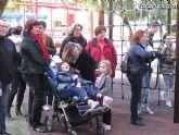 Doscientos niños con discapacidad disfrutarán de los dos parques adaptados que el ayuntamiento ha instalado - 13