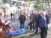 Doscientos niños con discapacidad disfrutarán de los dos parques adaptados que el ayuntamiento ha instalado - 14