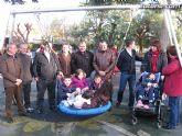Doscientos niños con discapacidad disfrutarán de los dos parques adaptados que el ayuntamiento ha instalado - 15