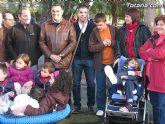 Doscientos niños con discapacidad disfrutarán de los dos parques adaptados que el ayuntamiento ha instalado - 17