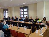 Se celebra en CEBAG una charla-coloquio sobre los horarios de apertura de los comercios - 2