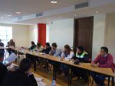 Se celebra en CEBAG una charla-coloquio sobre los horarios de apertura de los comercios - 3