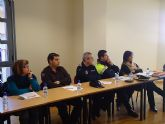 Se celebra en CEBAG una charla-coloquio sobre los horarios de apertura de los comercios - 4